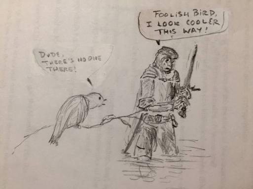 Bird and knight-b-001